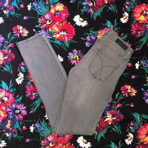 Calvin Klein | Ultimate Skinny Grey Wash Jeans
